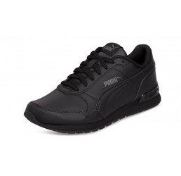 BUTY UNISEX ST RUNNER LEATHER CZARNE