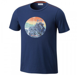 T-SHIRT HORIZON VIEW CARBON